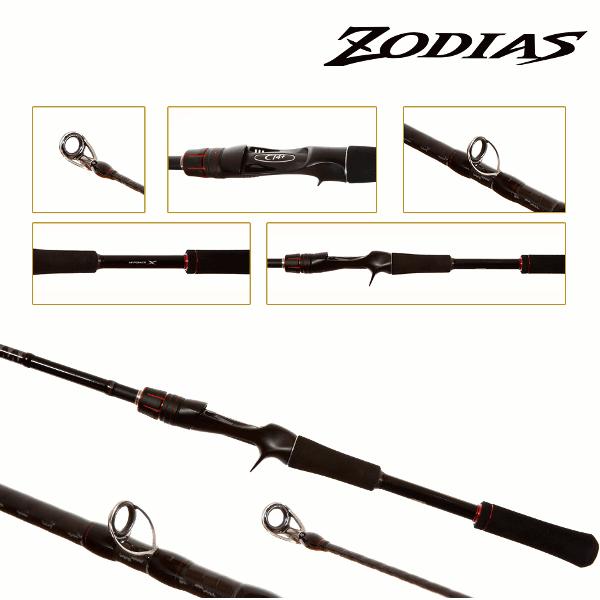 Shimano-Zodias-Casting